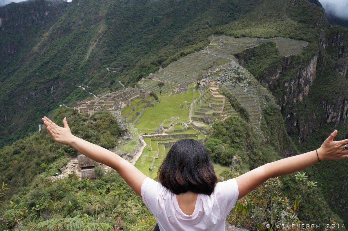 Machu Picchu conquered 2012