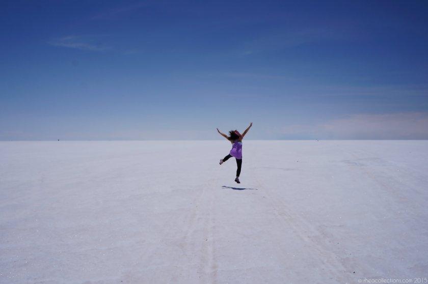 Salar de Uyuni (Uyuni Salt Flats), Bolivia