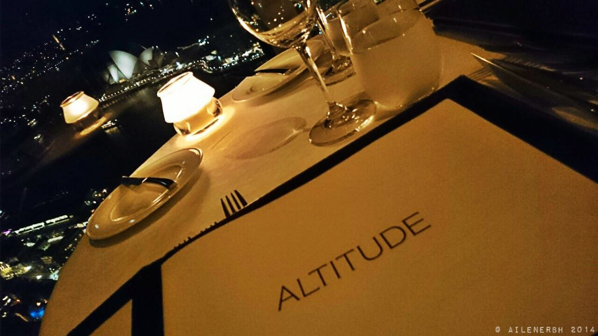 Dig Into: Altitude Restaurant at Shangri-La Hotel | Sydney