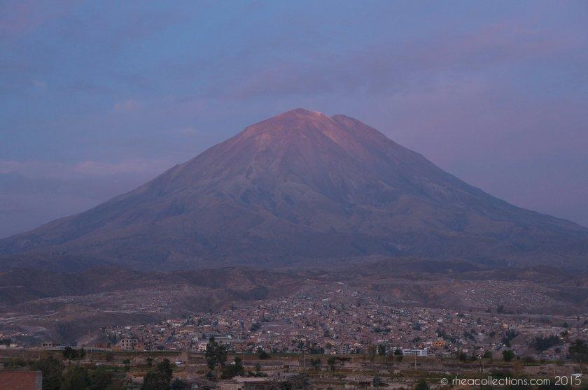 El Misti, Arequipa. Peru