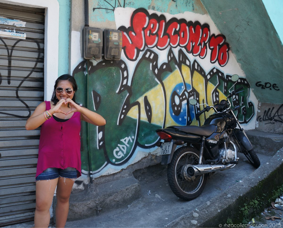 Inside Rocinha Favela | Rio de Janeiro, Brazil
