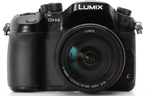 Panasonic Lumix DMC-GH4 Image: DP Review - Digital Photography Review