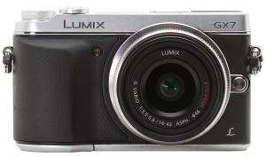 Panasonic Lumix DMC-GX7 Image: DP Review - Digital Photography Review