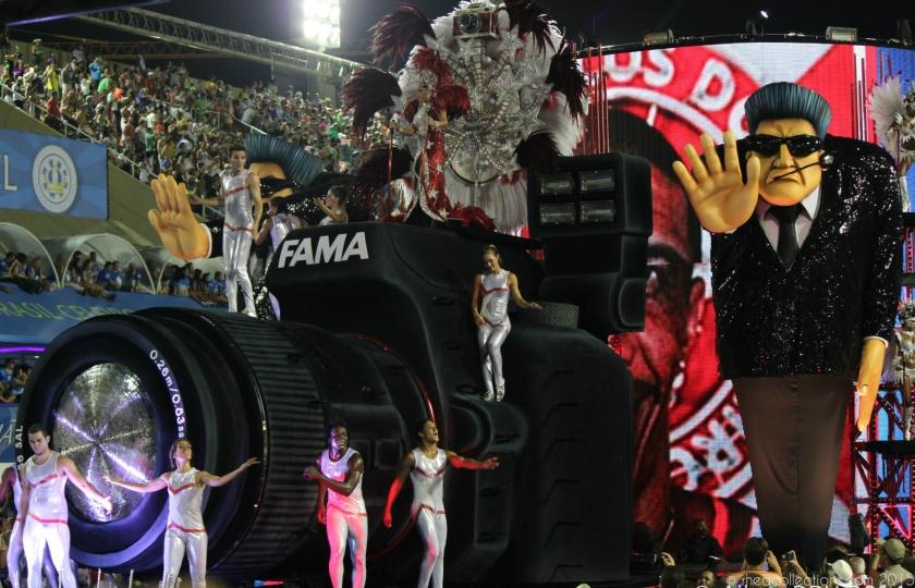 Rio Carnival Brazil 2013