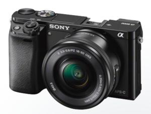 Sony A6000 Image: Sony USA Online Store
