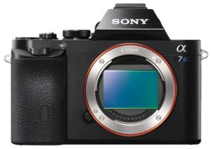 Sony A7S Image: Sony Australia