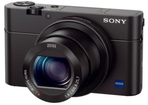 Sony DSC-RX100 III Image: Sony