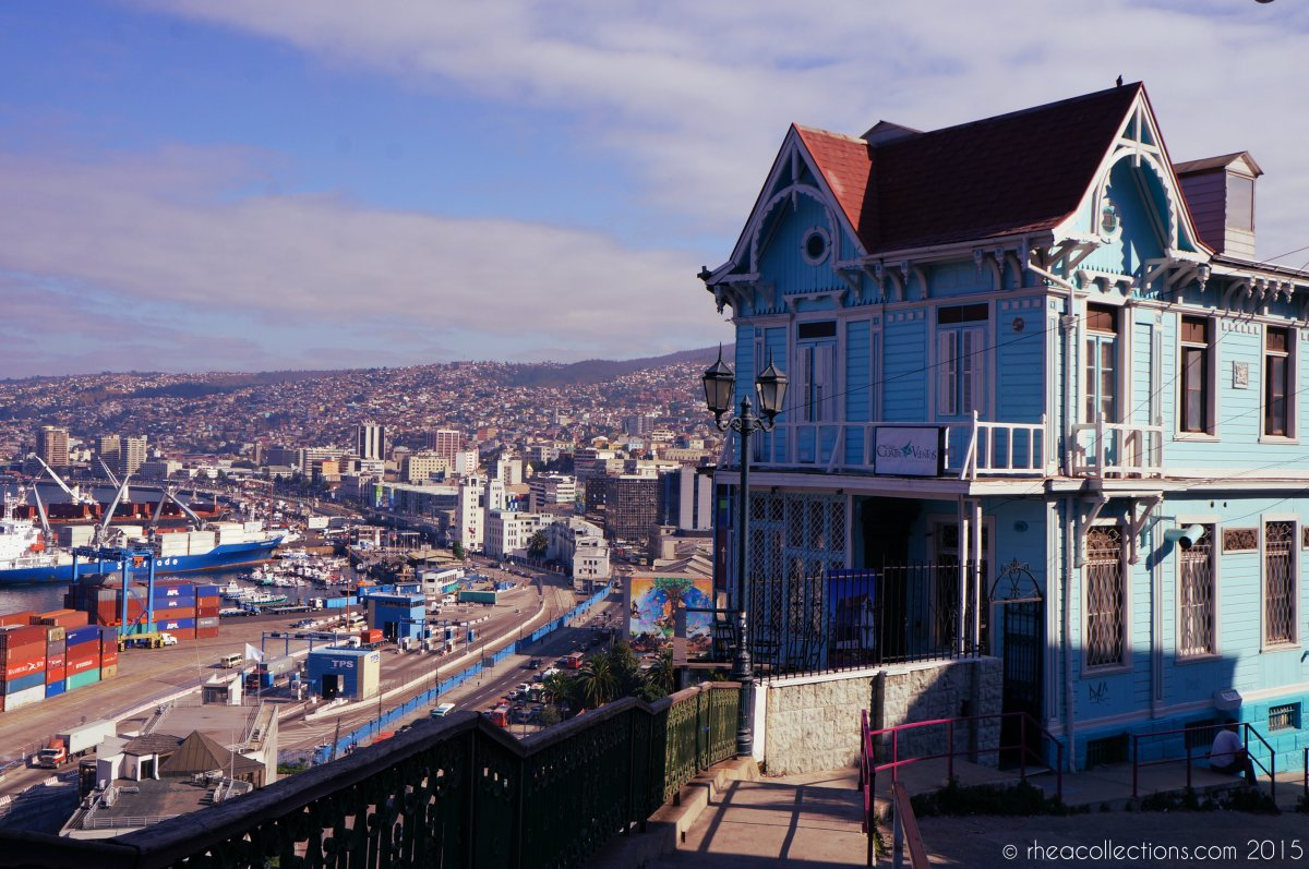14 Reasons Why Valparaiso Is Chile's Greatest Urban Treasure