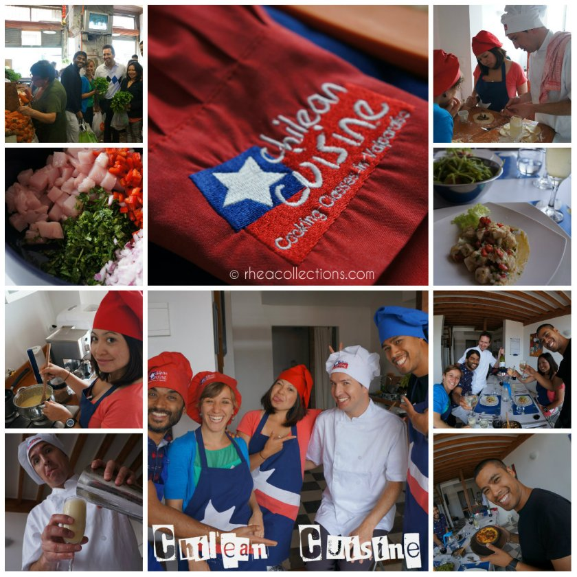 We took a Chilean Cooking Class on NYE as something different to welcome 2013. The class is run by Boris Basso Benelli and The Yellow House owners, Martin & Lissette Turner.