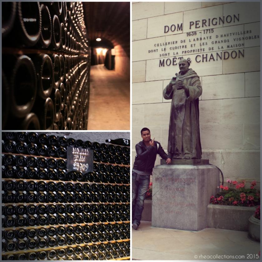 Dom Pierre Pérignon, French Benedictine monk