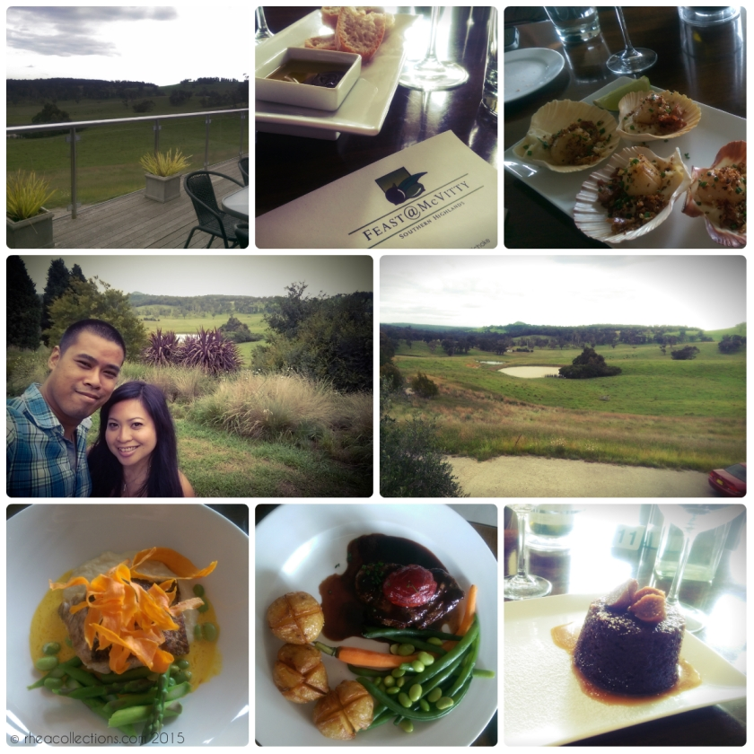 Feast @ McVitty, Mittagong NSW