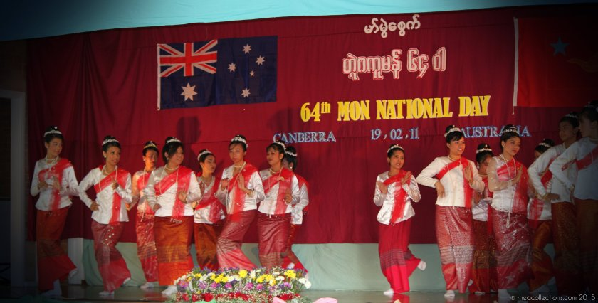 64th Mon National Day - 2011 Canberra ACT, Australia