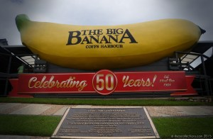 The Big Banana, Coffs Harbour NSW