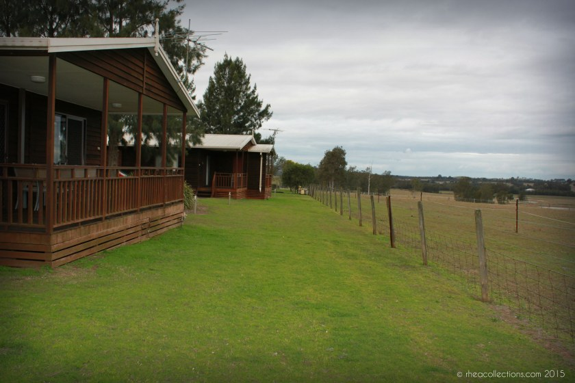 Hunter Valley Resort self-contained cottage