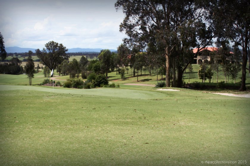The Vintage Golf Course, Hunter Valley NSW Australia