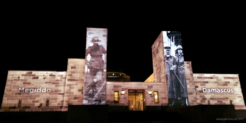 ANZAC Day, 25 April 2015, Lest We Forget, 100 Years