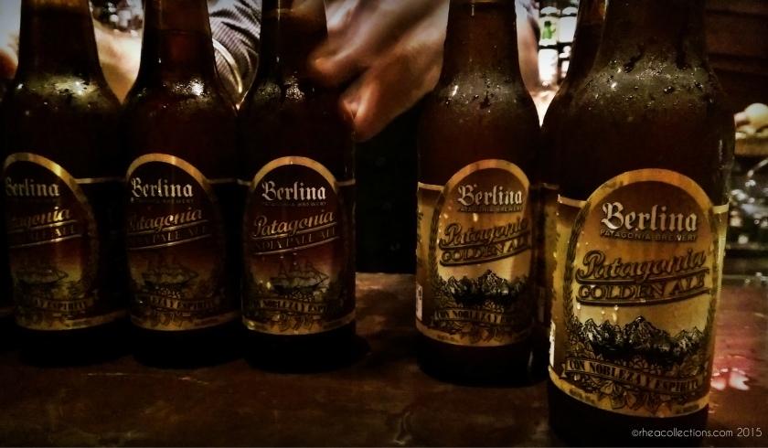Berlina Patagonia Brewery (Bariloche, Rio Negro Argentina)