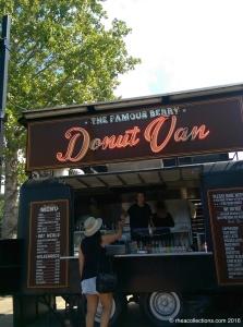 The Famous Berry Donut Van