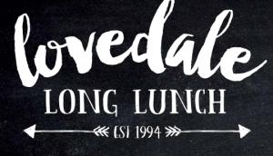 Lovedale Long Lunch Logo